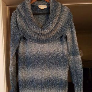 Michael kors cowl neck sweater m